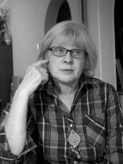 Ольга Икконен. Фото Ирины Ларионовой