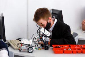 В петрозаводской школе №2 открыли технопарк