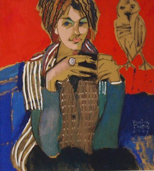 Михаил Глотов. Валерия и сова