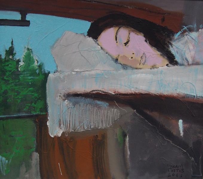 Михаил Глотов. Дорожный портрет