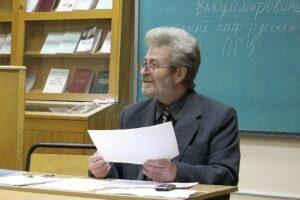 Николай Владимирович Тищенко (1949 - 2021)