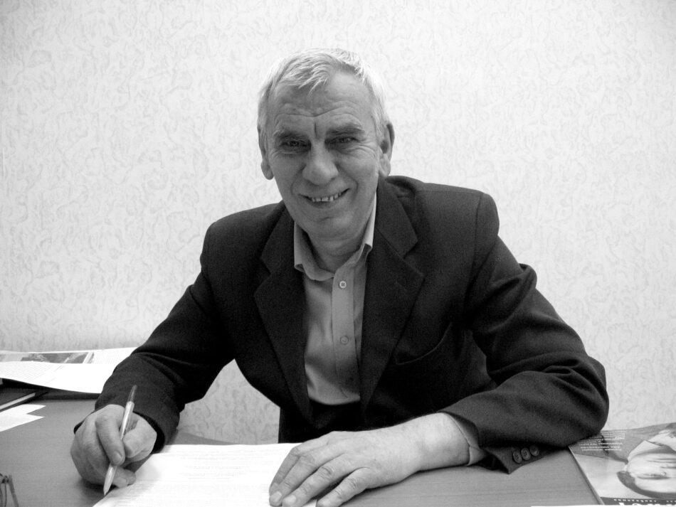 Алексей Иванович Осипов (1943 - 2021). Фото Ирины Ларионовой