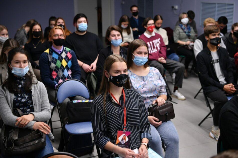 Студенты петрозаводских вузов. Фото Медиацентра ПетрГУ