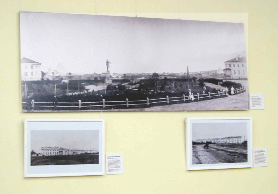 Виды старого Петрозаводска – фото с выставки