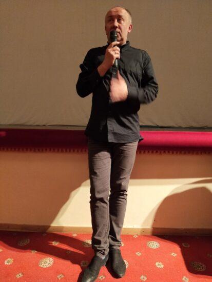 Владимир Дудин. Фото Виктории Никитиной