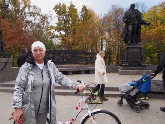 """Светлана Небышинец: """"Сфотографируйте меня с Гаскойном! Пошлю детям в Финляндию, они не знают, что у нас такое чудо появилось!"""""""