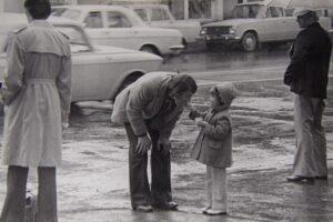 Ирина Ларионова. В Петрозаводске конца 1970-х