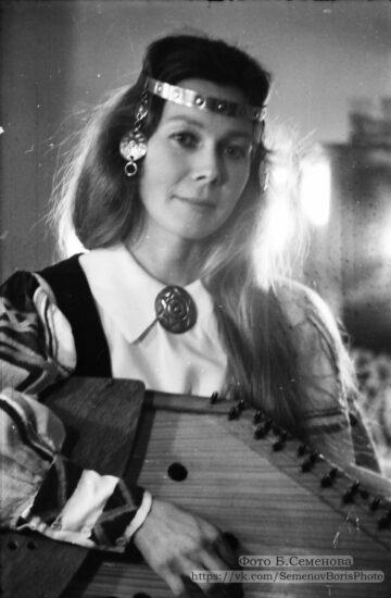 Валентина Матвеева. Фото: Борис Семенов