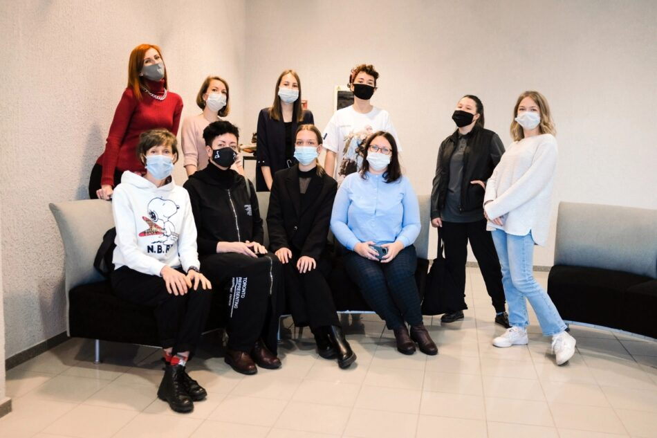В Карелии прошли первые занятия в Школе театрального блогера