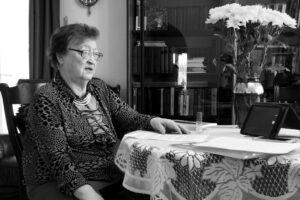 Лидия Владимировна Савельева. 2019 год. Фото Ирины Ларионовой