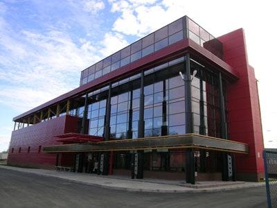 Здание на Шотмана