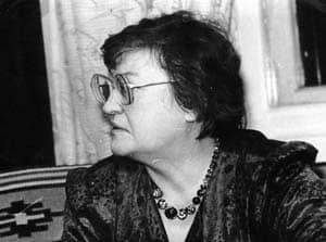 Доктор филологических наук Лидия Савельева