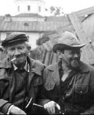 Николай Куспак и Эрнст Вознесенский