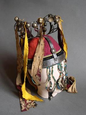 Головной убор шамана. Конец XIX - нач. XX века