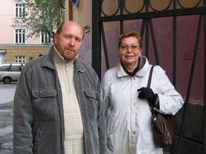 Татьяна и Сергей Васильевы