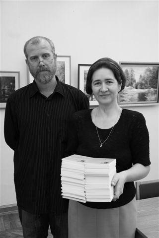 Алексей Жидков в Национальной библиотеке