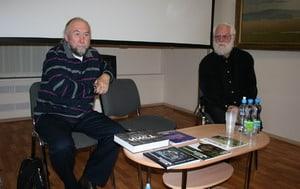 Евгений Орлов и Николай Сычев