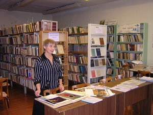 Н.Н. Каоасева: мало книг для среднего звена