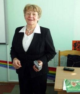 Стасе Недзинскене
