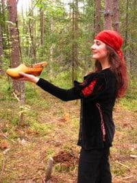 Анастасия Лукина в ролевой игре