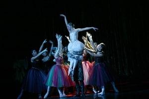 Сцена из балета