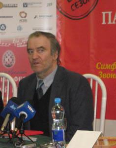 Валерий Гергиев в Петрозаводске