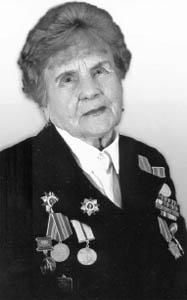 Серафима Николаевна Михайловна в наши дни