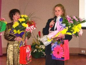 Ольга Посаженникова (справа) и Наталья Маркевич