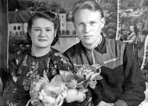 Мария и Иван Поутанен