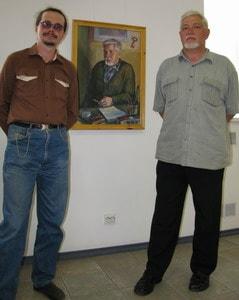 Роман Косарев и Петр Моисеев