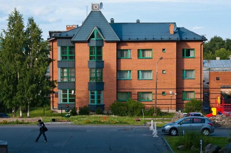 Жилой дом на ул. Андропова