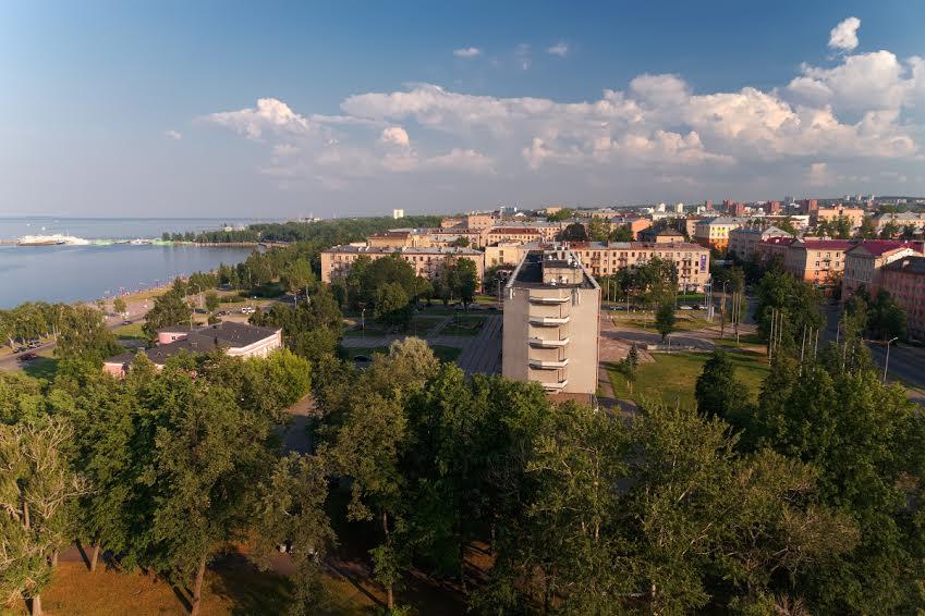 Исторический Петрозаводск