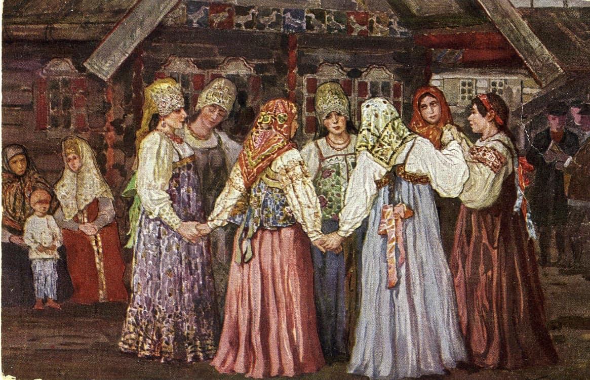 Плотников В. А. Танец