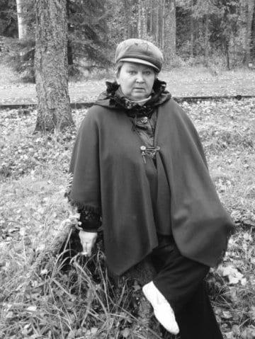 Фото Ирины Ларионовой из серии