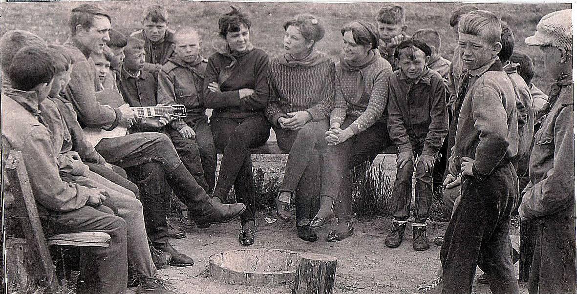 Фото из архива Валентины Хорош