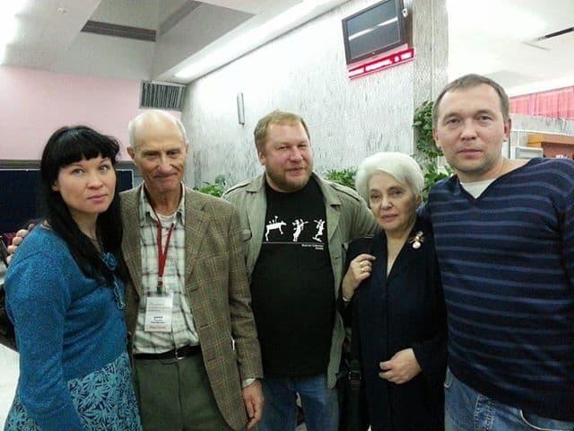 Фото из личного архива Дм. Новикова