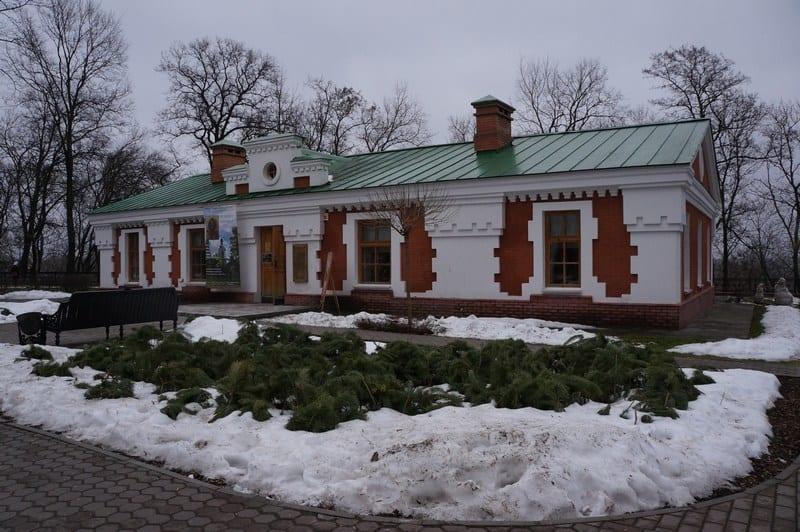 Так выглядит Ветковский филиал Гомельского музея