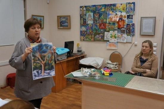 Марина Коршакова рассказывает о новой идее для Ночи музеев
