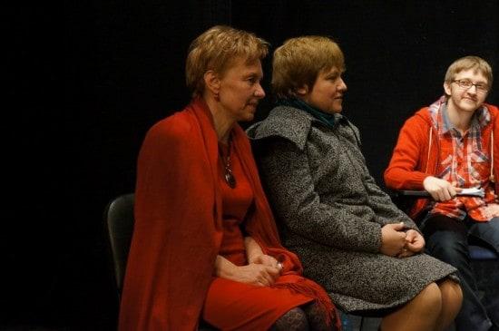 Ирина Аксенова (слева) и Елена Оносовская