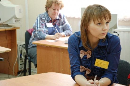 Виктория Кузнецова из школы № 14