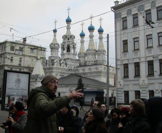 Экскурсия по Уваровской Москве