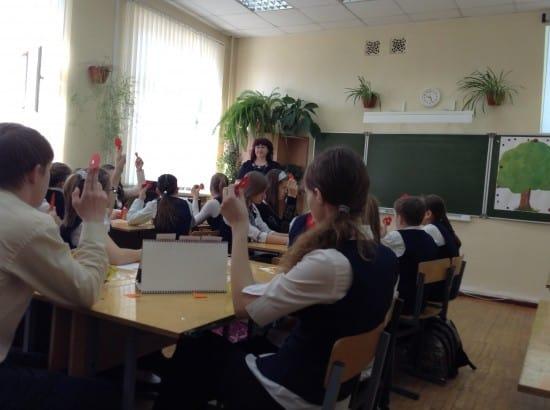 Наталья Валентиновна Павлова, учитель технологии средней школы № 8 Кондопожского района