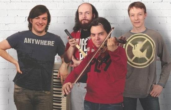 «Moscow Violinjazz» квартет