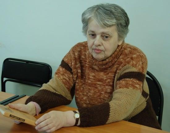 Библиотекарь Маргарита Михайловна Шапиро