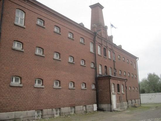 Клавдия находилась в тюрьме Хямянлинна. Теперь там создан музей