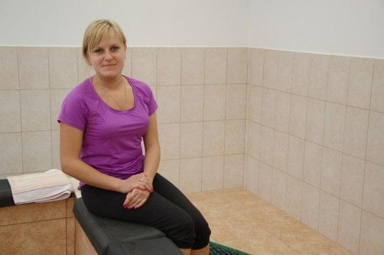 Инструктор Яна Исакова