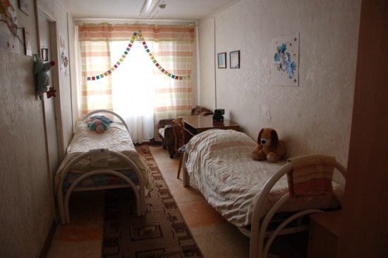 В комнате для мальчиков
