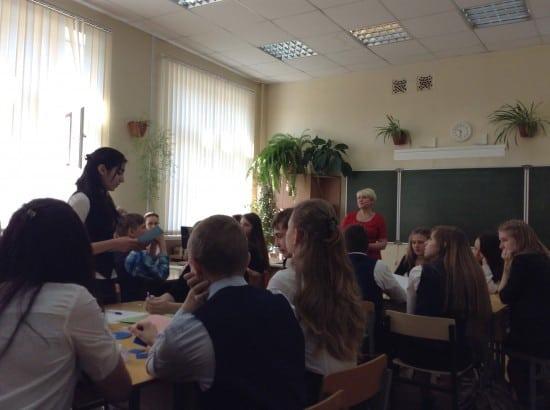 Учитель математики Ольга Эдвардовна Чин приехала из Беломорского района