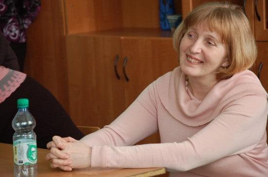 Светлана Анатольевна Крыж, педагог ДТДЮ