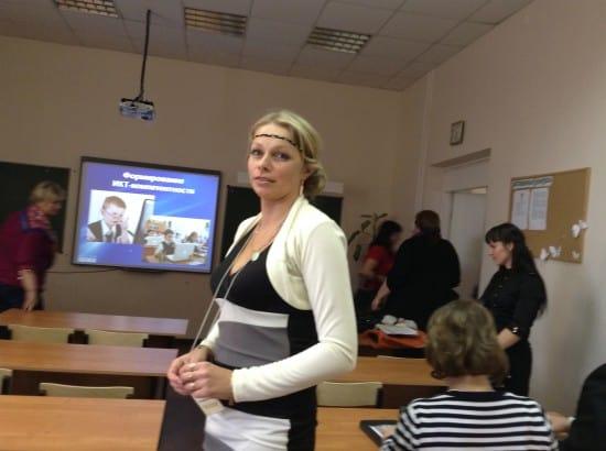 Юлия Владимировна Кононенко из поселка Ляскеля